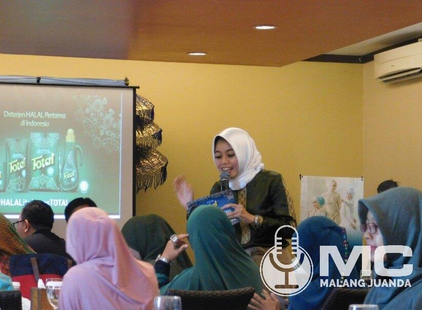 MC Cantik Surabaya