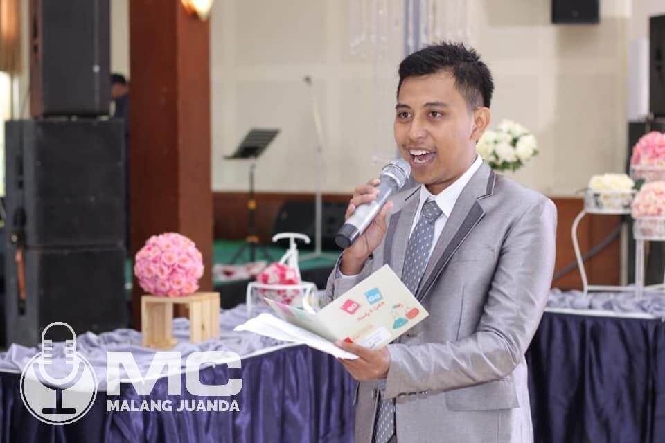 Master of Ceremony Surabaya