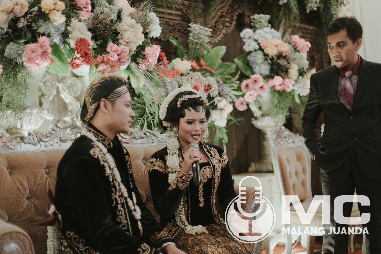 Tarif MC Wedding Surabaya