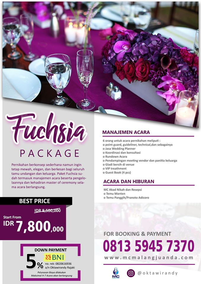 Wedding Organizer Malang Murah